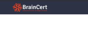 Braincert 参考画像